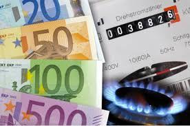 Korting op de energiekosten